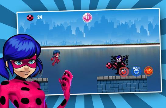 Ladybug Adventure apk screenshot