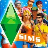 Cheat The Sims Mobile icon