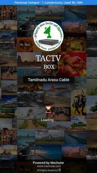 TACTV BOX poster