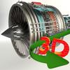 3D Engine Aero + biểu tượng