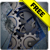 Mechanical gear free lwp icon