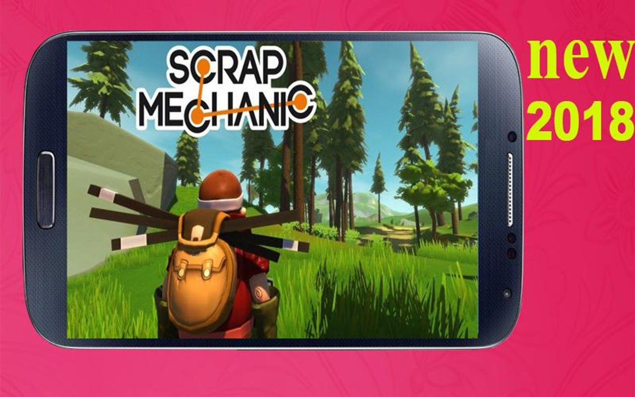 20 HOW TO DOWNLOAD SCRAP MECHANIC FOR ANDROID