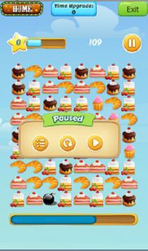 Cake Puzzle Match apk screenshot