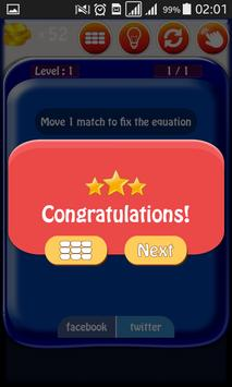 Matches Puzzle screenshot 3