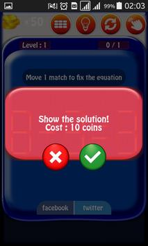 Matches Puzzle screenshot 4
