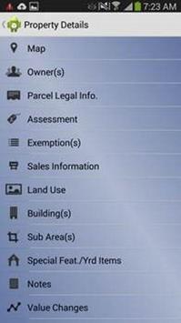 Meck County Real Estate Lookup screenshot 1