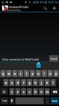 Husband Finder apk screenshot