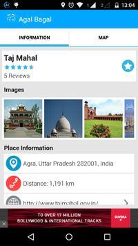 Agal Bagal Places Around You apk screenshot
