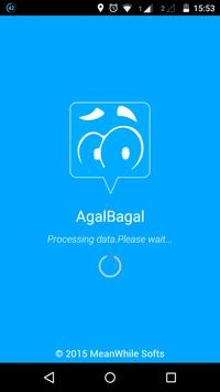 Agal Bagal Places Around You poster