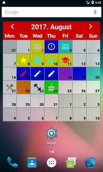 Colorful Days screenshot 1