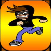 Subway Soni Crazy Running icon