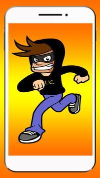 Subway Soni Crazy Running poster