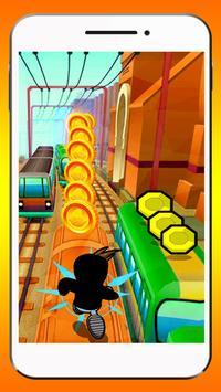 Subway Soni Crazy Running apk screenshot