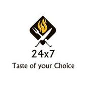 24 x 7 Restaurant icon