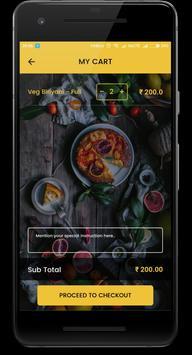 Banfoods screenshot 2
