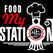 Food My Station icon