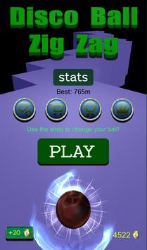 Disco Ball Zig Zag screenshot 14