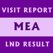 MEA Visit Report icon