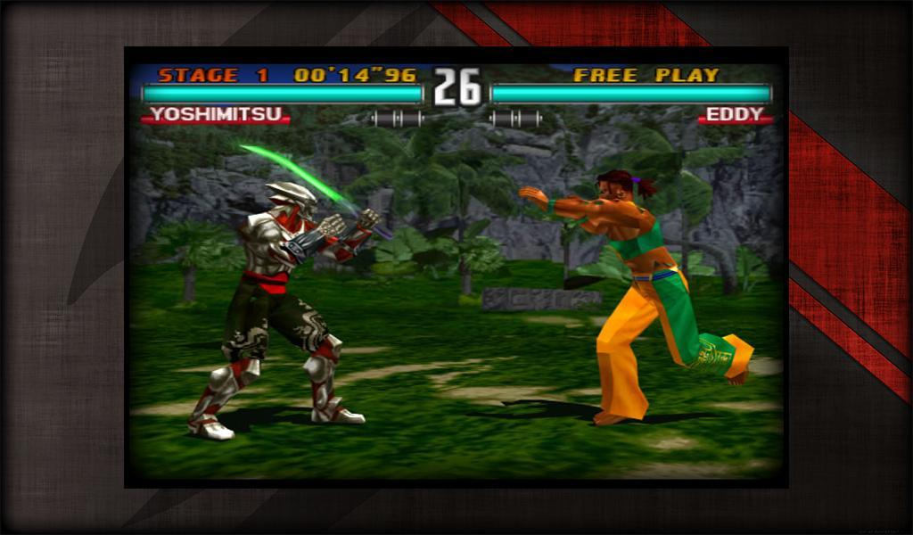 Download tekken 3 apk game for android devices full version