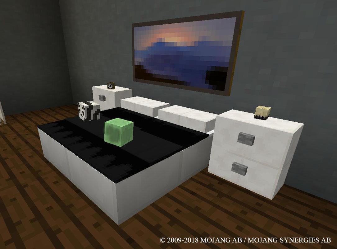 How Do You Make A Desk In Minecraft Pe - Hostgarcia
