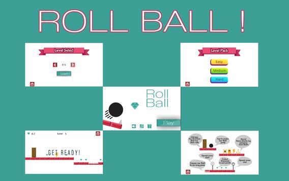Roll Ball apk screenshot