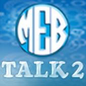 Meb Talk 2-icoon