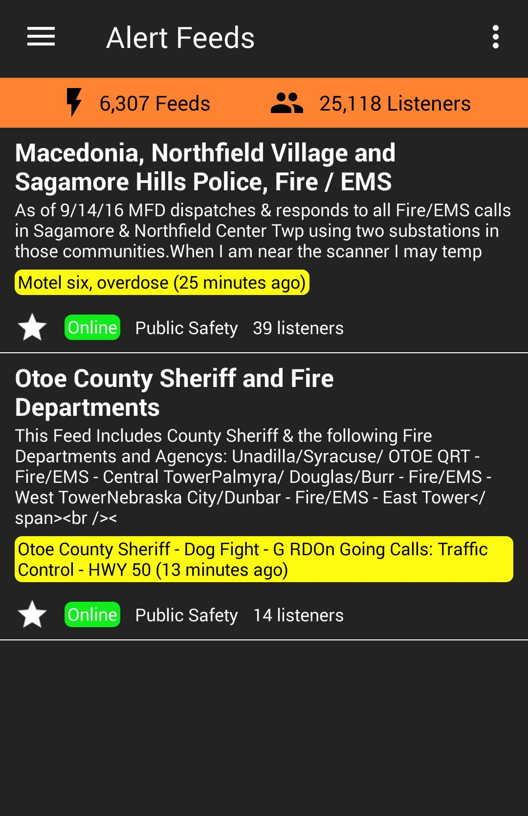 Police Scanner for Android - APK Download