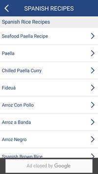 200+ Spanish Recipes screenshot 6