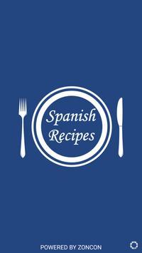 200+ Spanish Recipes poster