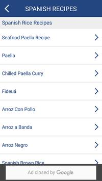200+ Spanish Recipes screenshot 11