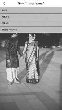 ZonCon Wedding Demo apk screenshot