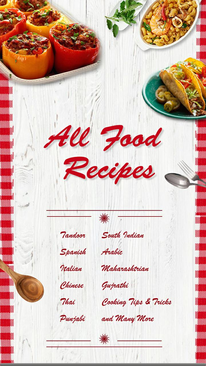 1000+ All Food Recipes poster
