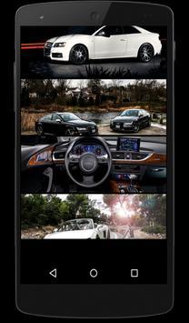 Best Cars   Audi Wallpapers HD apk screenshot
