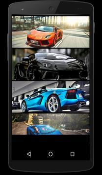 Cars Lamborghini Wallpapers HD apk screenshot