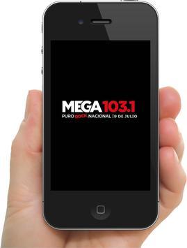 MEGA 9 DE JULIO poster