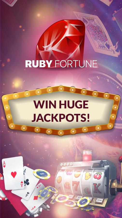 Ruby Fortune Free Spins