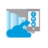 Mega Social Downloader icon