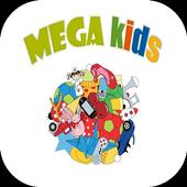 Mega Kids TV icon