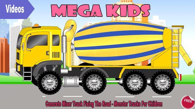 Mega Kids TV poster