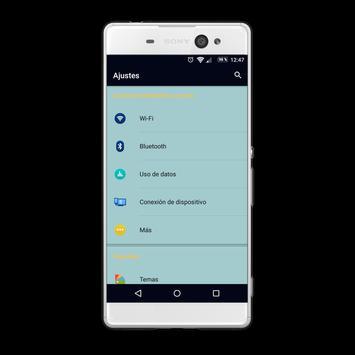 Thema-Espectro-Patronus-Xperia apk screenshot