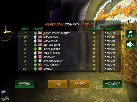 Humphrey Solitaire Free apk screenshot