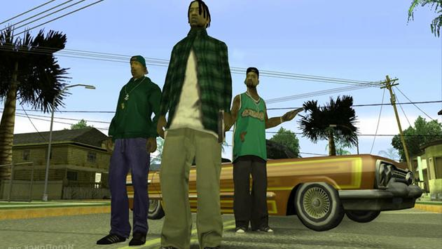 Guide for GTA San Andreas apk screenshot