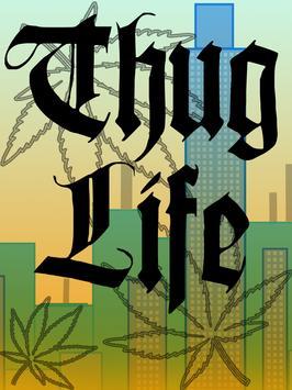 Thug Life  Live Wallpaper apk screenshot