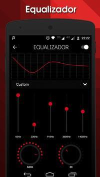 Vibe Sound MP3 Player: Músicas grátis screenshot 5
