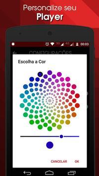 Vibe Sound MP3 Player: Músicas grátis screenshot 3