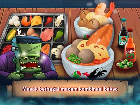 Bakso Horror: Cooking Adventure screenshot 1