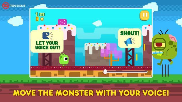 Screaming Monster screenshot 1