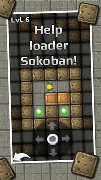 Move The Box: Loader Sokoban poster