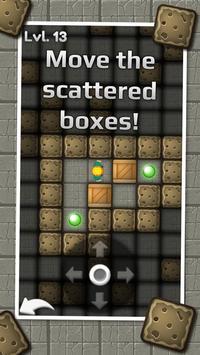 Move The Box: Loader Sokoban screenshot 1