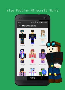 Skins for Minecraft apk screenshot